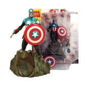 Marvel Select Figurine Captain America