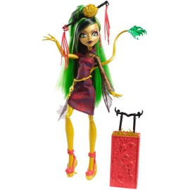 Poup�e Monster High Jinafire Long