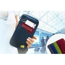 Organisateur De Voyage Organiseur Pochette Sac A Main Carte Cr�dit Rangement Papier Monnaie