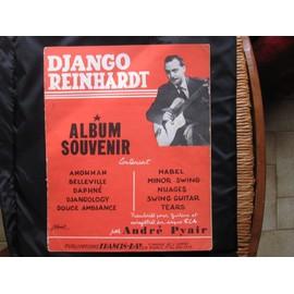 album souvenir django reinhardt