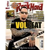 Rock Hard N�130 : Volbeat Le Nouvel Album Par Michael Poulsen