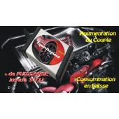 Boitier Additionnel Pour Renault Dci : Clio / Megane / Scenic / Twngo / Laguna / Espace / Kangoo / Modus / Trafic / Mascott / Master : Gain De Puissance Et De Couple Jusqu'� +37cv Neuf