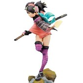 Muramasa The Demon Blade Statuette Pvc 1/8 Momo Hime 21 Cm