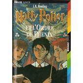 Harry Potter Et L'ordre Du Phenix de j.k rowling