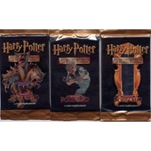 Lot De 3 Boosters Diff�rents - Harry Potter