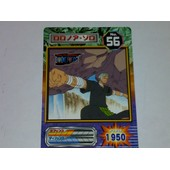 One Piece Carte Collection Zoro