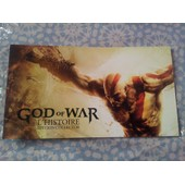 God Of War Ascension Artbook Fran�ais de Jeuxvideo Magasine