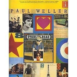 Paul Weller Stanley Road Tab for Guitar published by Wise