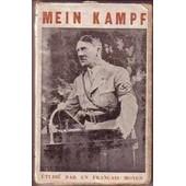 Mein Kampf �tudi� Par Un Fran�ais Moyen de Adolf Hitler