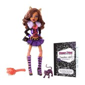 Poup�e Monster High Clawdeen Wolf
