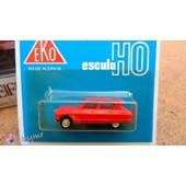 Jouet Ancien Fin Annn�es 60 Eko Plastic Citroen Ami 6 Made In Spain - Ho