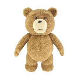 Ted Peluche Parlante Unrated 20 Cm *Anglais*