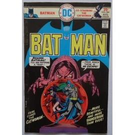 Batman N�266 (Vo) 08/1975