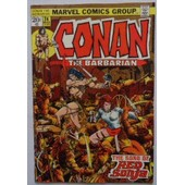 Conan The Barbarian N�24 (Vo) 03/1973