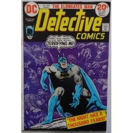 Detective Comics N�436 (Vo) 09/1973