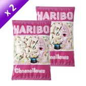 Haribo Supermix Chamallows 1 Kilo X2