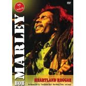 Bob Marley : Heartland Reggae (Dvd + Audio Cd) de Alan Smithee