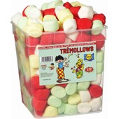 Tremollows X 210 - Bonbons Guimauve Haribo