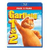 Garfield - Le Film + Garfield 2 - Pack 2 Films - Blu-Ray de Peter Hewitt