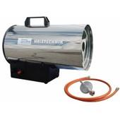G�n�rateur d'air chaud au gaz GGH 17 INOX