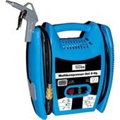 Kit Compresseur � Multi-Fonctions - 6 Pcs