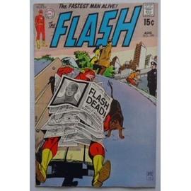 The Flash N�199 (Vo) 08/1970
