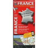 Carte Routiere De France de BLAY FOLDEX