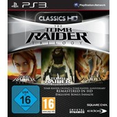 Ps 3 Tomb Raider Trilogy [Jeu Ps3]