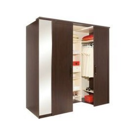 Armoire penderie conforama armoire conforama dallas for Armoire a balai conforama