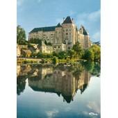 Solesmes, Sarthe, L'abbaye St-Pierre Sur Les Bords De La Sarthe