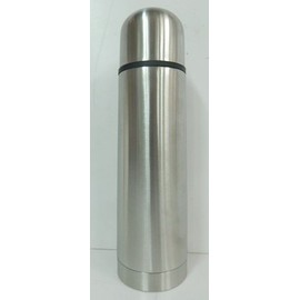 Thermos Inox 1 Litre Bouteille Isotherme Froid Chaud Randonn�e Camping Sport
