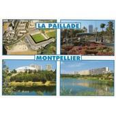Montpellier, H�rault, La Paillade, Divers Aspects Dont Le Stade