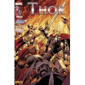 Thor N� 9 : Combustion Totale ( Thor / Avengers Academy / The Defenders / Journey Into Mystery : Loki ) de collectif
