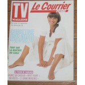Tv Le Courrier Picard Christine Bravo 1/2p/ Josephine Baker 1/2p/ Woody Allen 1/2p/ Pascale Rocard 1/2p/ Articles Photos France Gall , Depardieu Fanny Ardant , Bruno Cremer , Delarue, 15449