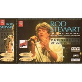 Ticket Unused Rod Stewart 1995
