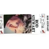 Ticket Unused Rod Stewart 1991