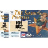 Ticket Unused The Smashing Pumpkins