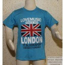 T-Shirt Polo Gar�on Fashion Drapeau London Londres Union Jack Pierre-Cedric !! Tailles 4ans Au 14ans ! Pierre-Cedric !! Expedition En 24/48hrs
