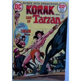 Korak Son Of Tarzan N�53 (Vo) 09/1973