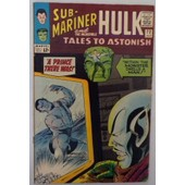 Tales To Astonish Sub-Mariner And Hulk N�72 (Vo) 10/1965