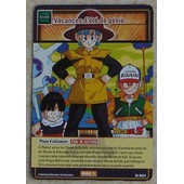 Carte Dragon Ball Z - Vacances D'�t� De G�nie D-924 S�rie 10