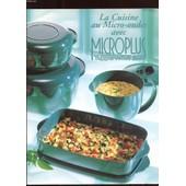 La Cuisine Au Micro-Onde Avec Microplus Tupperware 200 de COLLECTIF