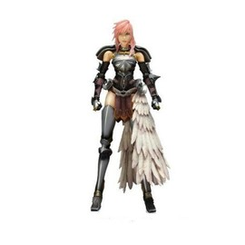 Figurine ``Final Fantasy Xiii-2`` Play Arts - Lighting