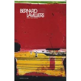 Sampler - Bernard LAVILLIERS - Arrêt Sur Image - PLV de mise en Vente + 1 CD PROMO 5 Titres
