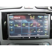 Clarion - Nx700e - Station Multimedia 2din Dvd/Divx - Usb/Ipod - Bluetooth - 50x4w - Navigation 2010