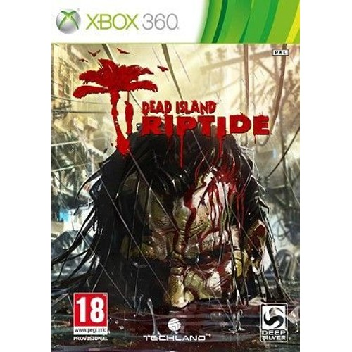 Dead Island Riptide - Edition Limit�e - Xbox 360