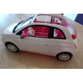 Barbie Voiture Fiat 500