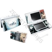 Sticker Skin Autocollant Final Fantasy 7 Vii Ff Jeux Video Nintendo Ndsl Ds Lite .