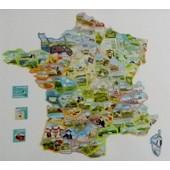 5 Magnets D�part Aimants Le Gaulois Au Choix Parmi Les 92