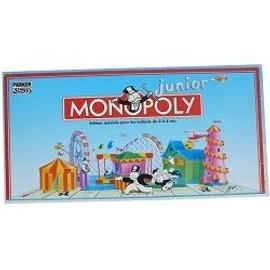 Monopoly Junior � La F�te Foraine (Grand Format)